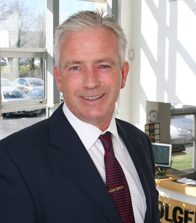 Graham Bolger