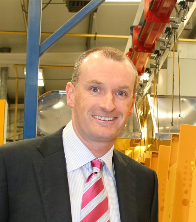 Ian Bolger